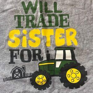 John Deere Shirts & Tops - ***3 for $10*** John Deere T-shirt size 2T